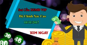 soi cầu xsmb rồng bạch kim ngày 10-11-2017